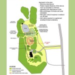 A full property conceptual plan, making a great place for the family to play